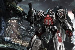 Transformers: War for Cybertron Screenshot