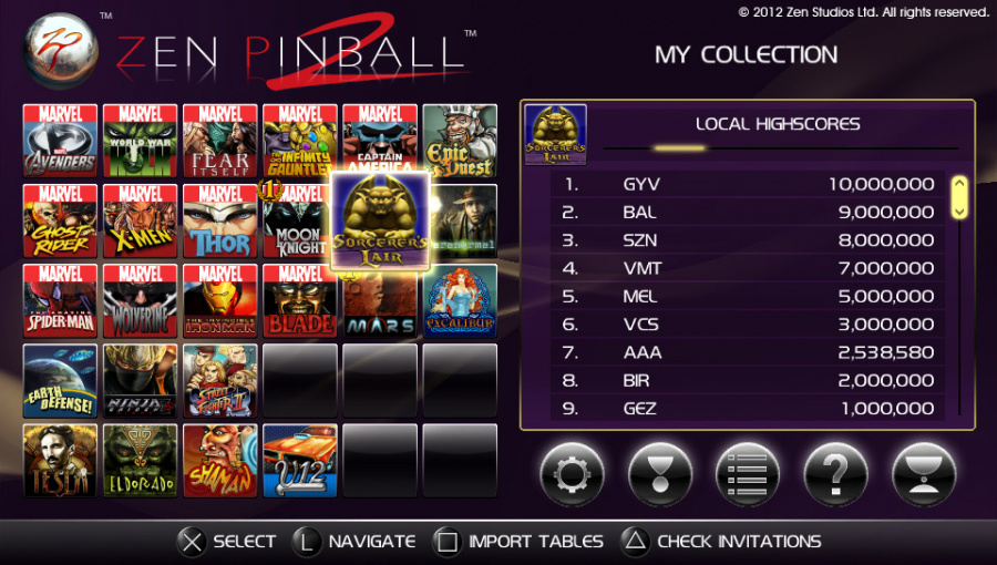 Zen Pinball 2 Review - Screenshot 2 of 4