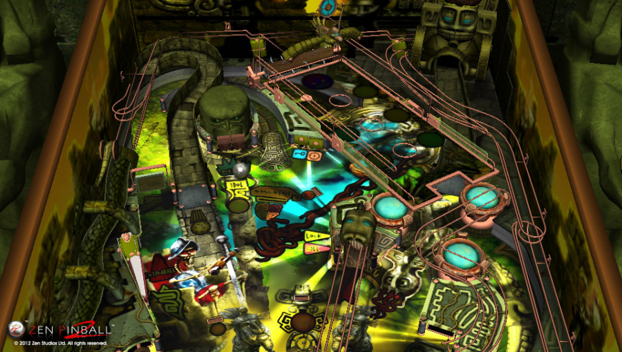 Zen Pinball 2 Review - Screenshot 3 of 4