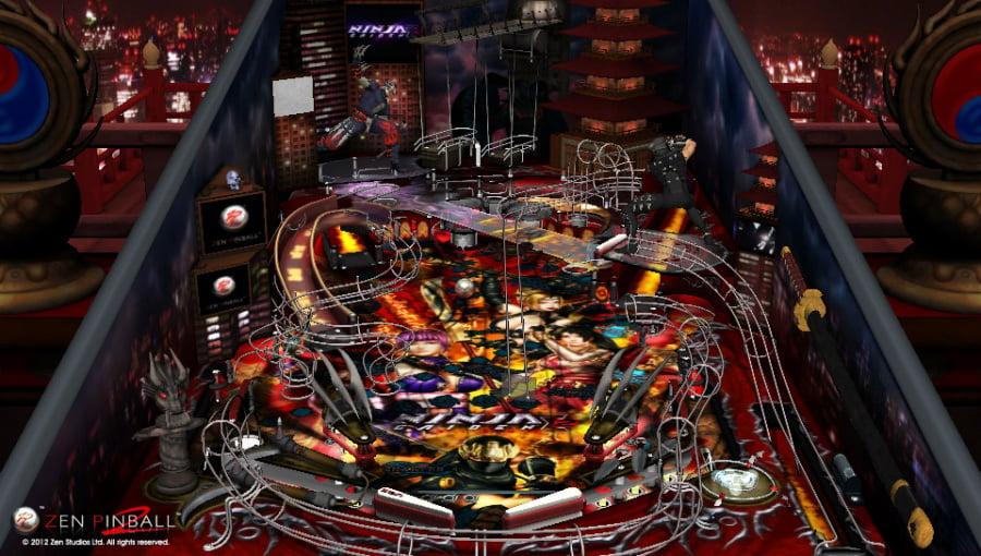 Zen Pinball 2 Review - Screenshot 3 of 4