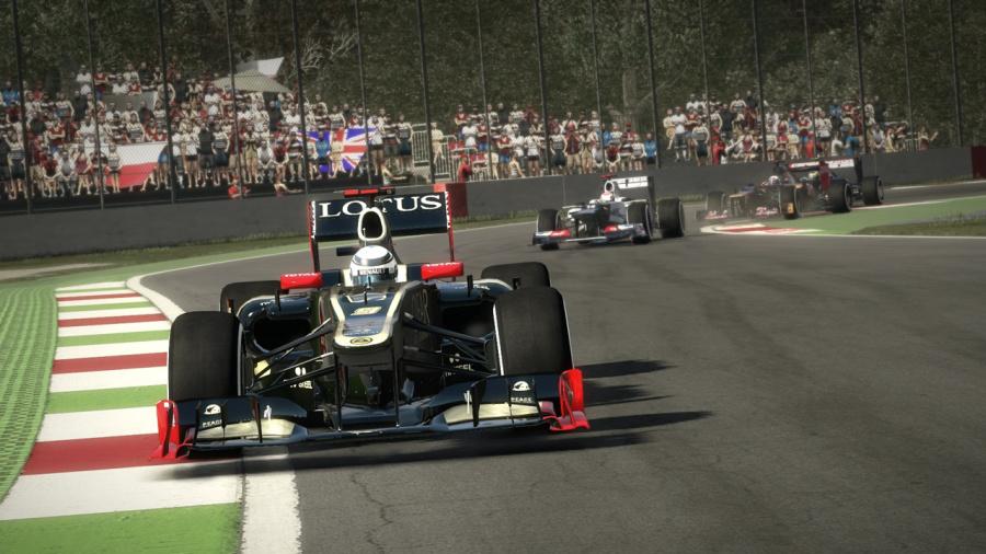 F1 2012 Review - Screenshot 3 of 5