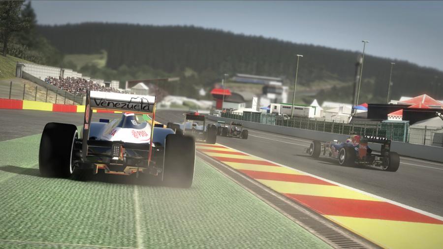 F1 2012 Review - Screenshot 2 of 5