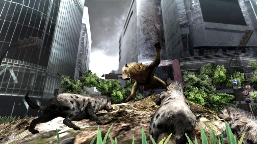 Tokyo Jungle Review - Screenshot 6 of 6
