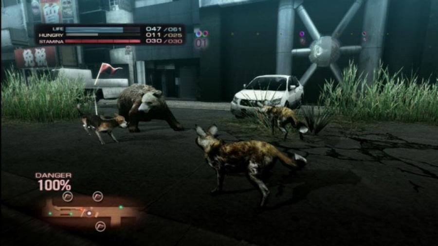 Tokyo Jungle Review - Screenshot 2 of 6