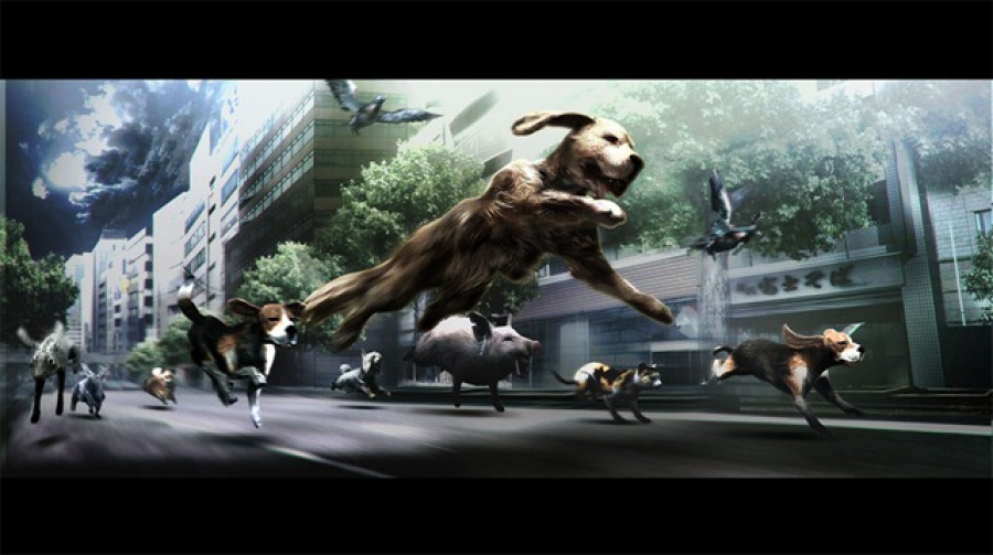 Tokyo Jungle Review - Screenshot 1 of 6