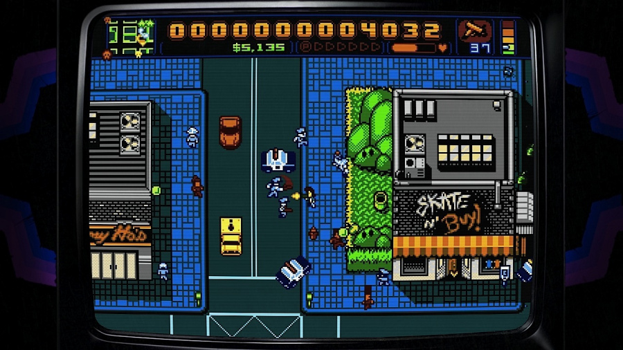 Retro City Rampage Review - Screenshot 3 of 3