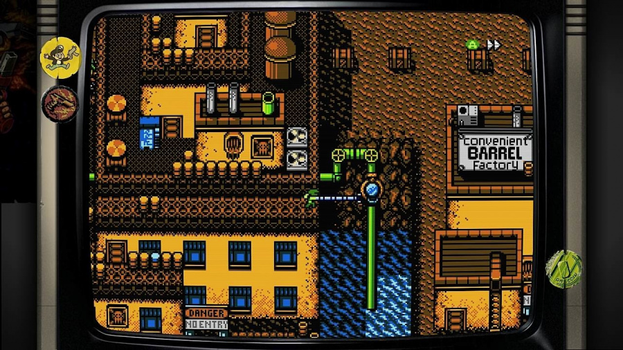 Retro City Rampage Review - Screenshot 1 of 3