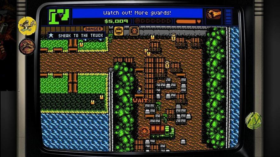 Retro City Rampage Review - Screenshot 1 of 3