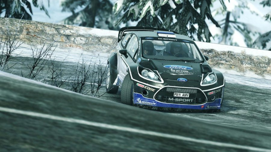 WRC 3: FIA World Rally Championship Review - Screenshot 3 of 3