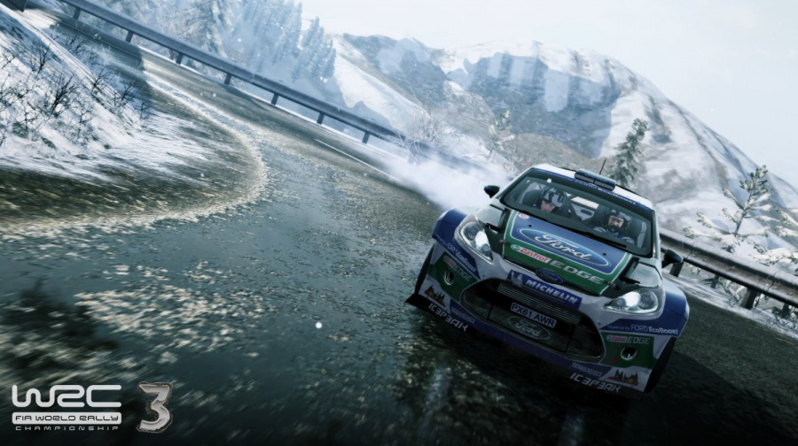 WRC 3: FIA World Rally Championship Review - Screenshot 1 of 3