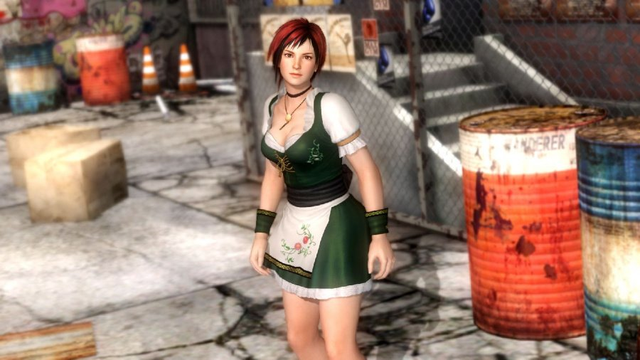 Dead or Alive 5 Review - Screenshot 1 of 4