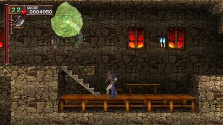 Castlevania: The Dracula X Chronicles Screenshot
