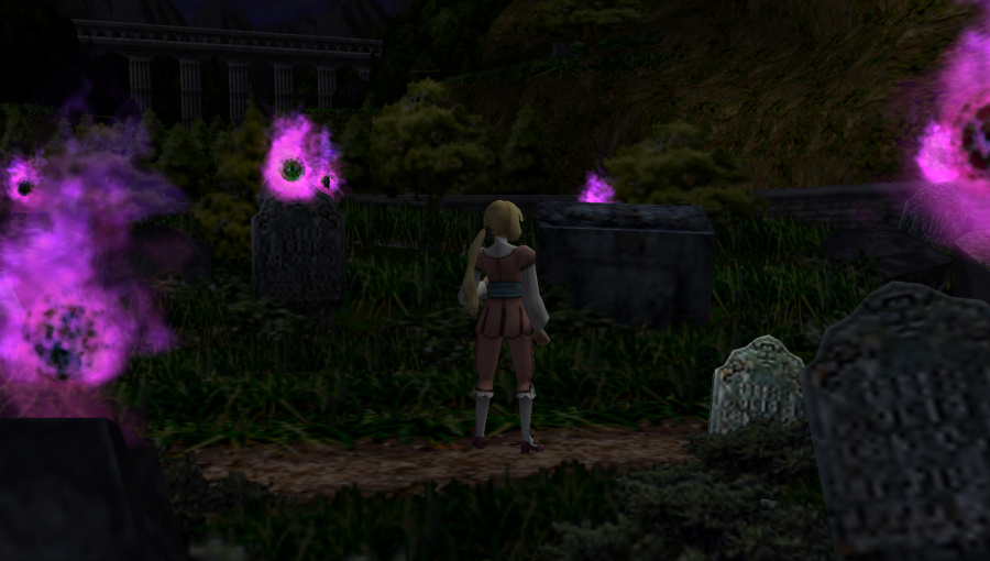 Castlevania: The Dracula X Chronicles Review - Screenshot 1 of 3