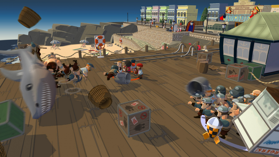 When Vikings Attack Review - Screenshot 1 of 3
