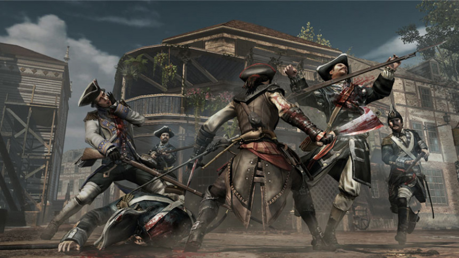 Assassin's Creed III: Liberation Review - Screenshot 2 of 6