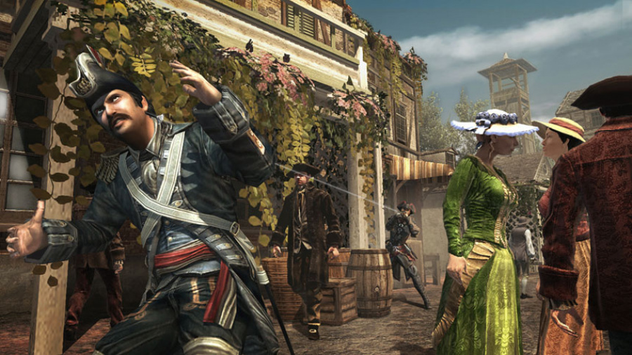 Assassin's Creed III: Liberation Review - Screenshot 6 of 6
