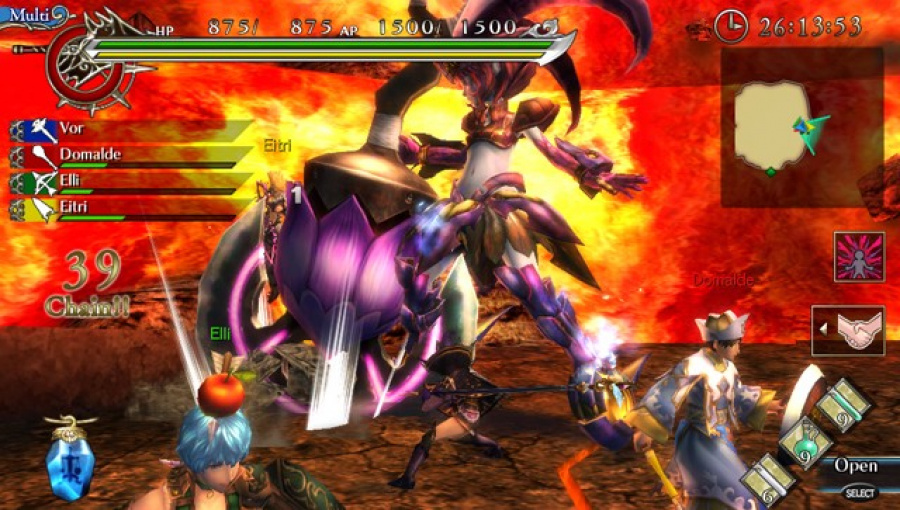 Ragnarok Odyssey Review - Screenshot 1 of 4