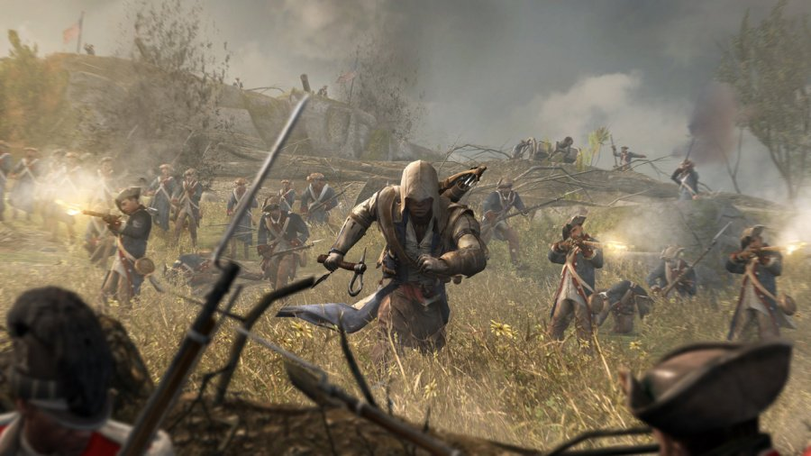 Assassin's Creed III Review - Screenshot 1 of 7