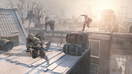 Assassin's Creed III Screenshot