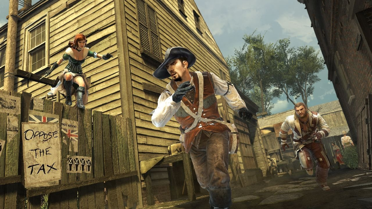 Assassin's Creed III (PS3 / PlayStation 3) News, Reviews ...
