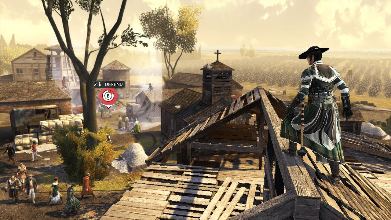 Assassin's Creed III Review (PS3) | Push Square
