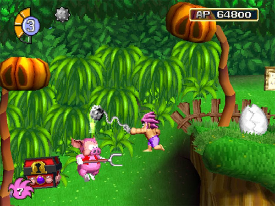 Tomba! Review - Screenshot 3 of 3