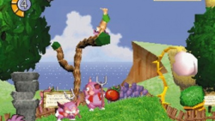 Tomba! Screenshot