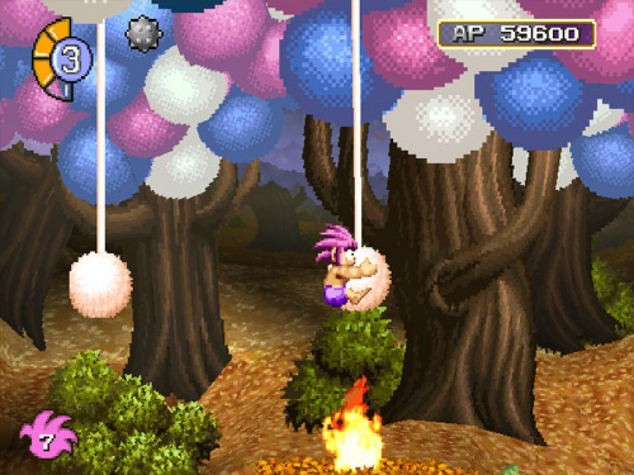 Tomba! Review - Screenshot 2 of 3