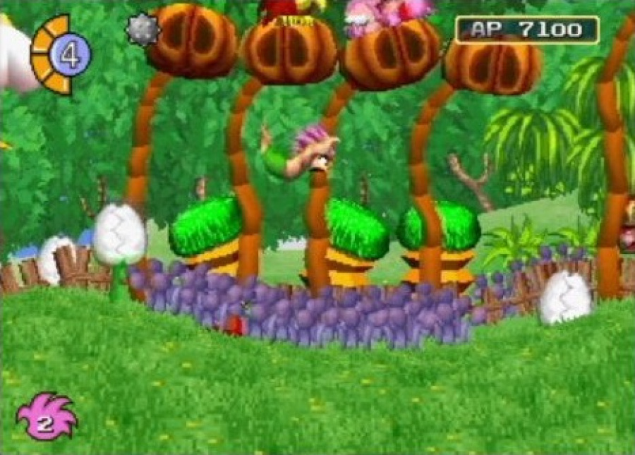 Tomba! Review - Screenshot 1 of 3