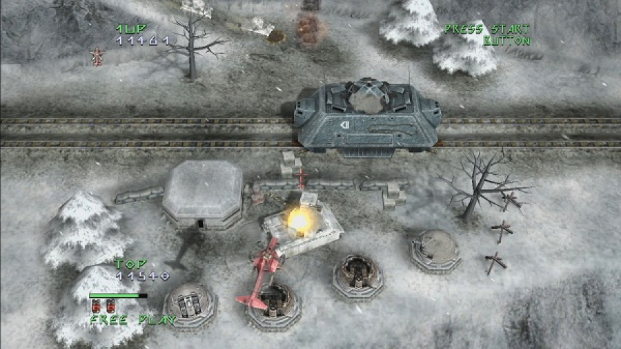 Under Defeat HD: Deluxe Edition Review - Screenshot 3 of 4