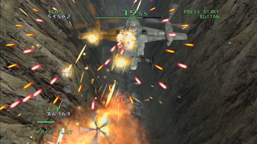 Under Defeat HD: Deluxe Edition Review - Screenshot 1 of 4