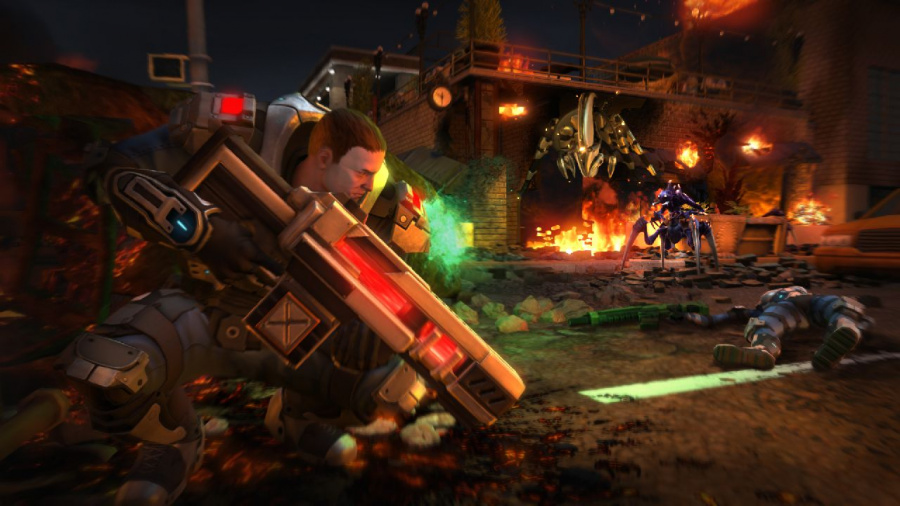 XCOM: Enemy Unknown Review - Screenshot 1 of 6
