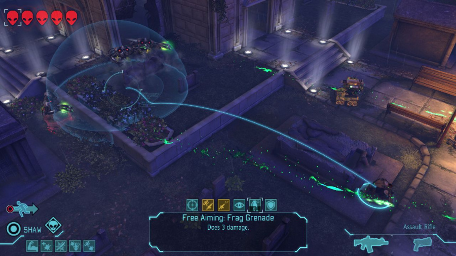 XCOM: Enemy Unknown Review - Screenshot 4 of 6