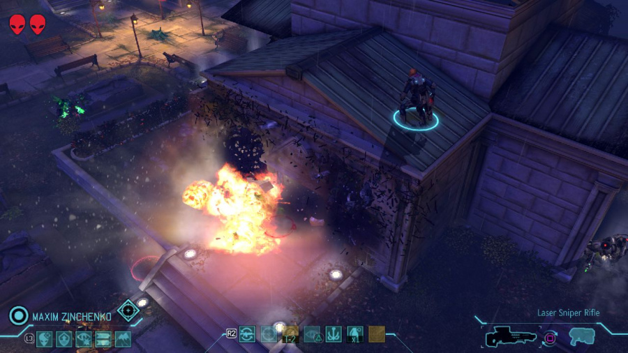 XCOM: Enemy Unknown Review - Screenshot 2 of 6