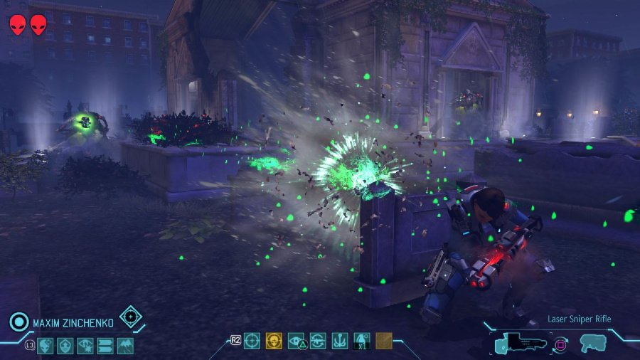 XCOM: Enemy Unknown Review - Screenshot 2 of 5