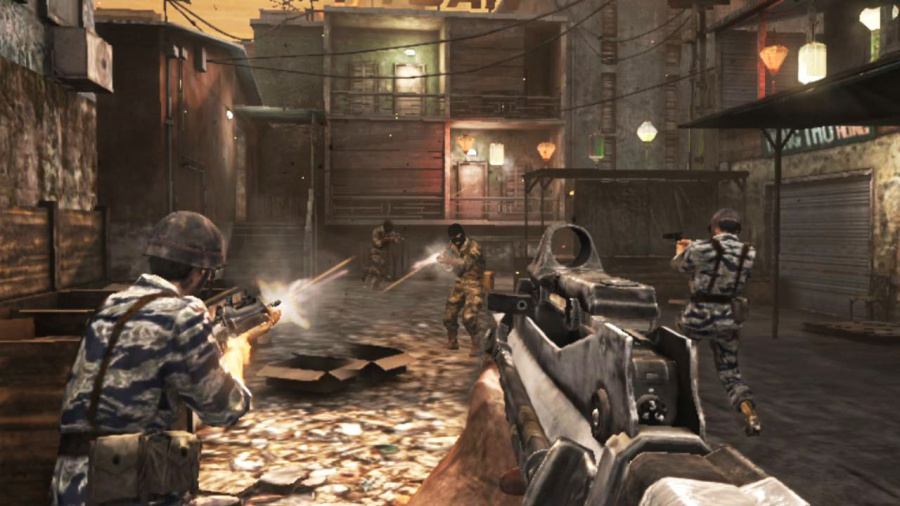 Call of Duty: Black Ops Declassified Review - Screenshot 2 of 3