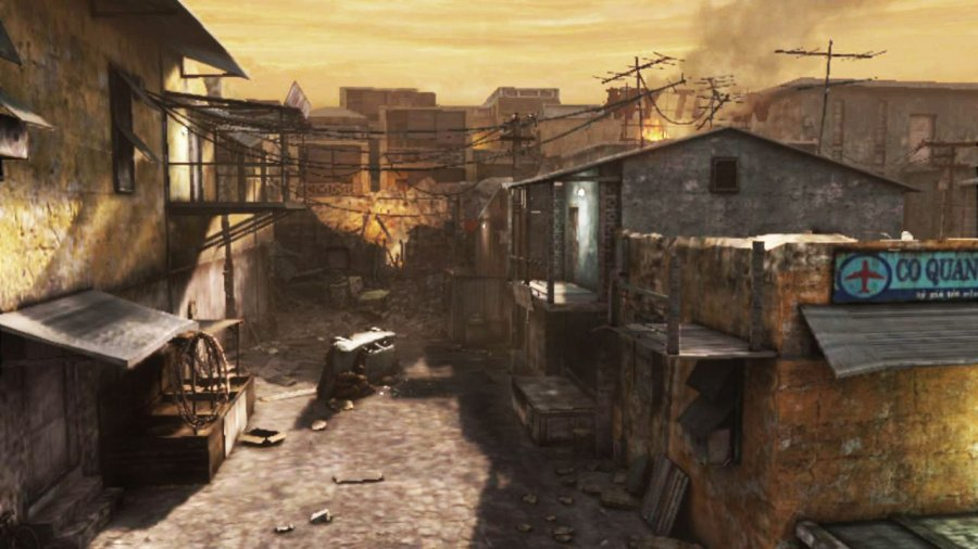 Call of Duty: Black Ops Declassified Review - Screenshot 1 of 3