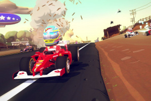F1 Race Stars Screenshot