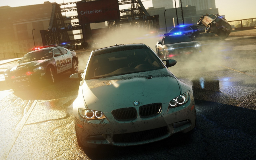 Need for Speed: Most Wanted Review - Screenshot 1 of 4