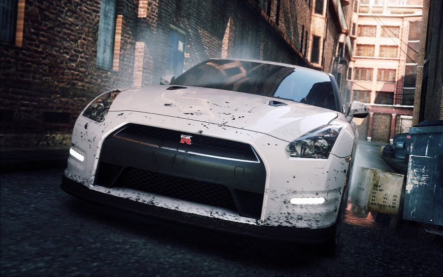 Need for Speed: Most Wanted Review - Screenshot 2 of 4