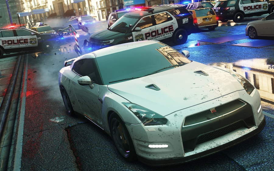 Need for Speed: Most Wanted Review - Screenshot 3 of 4