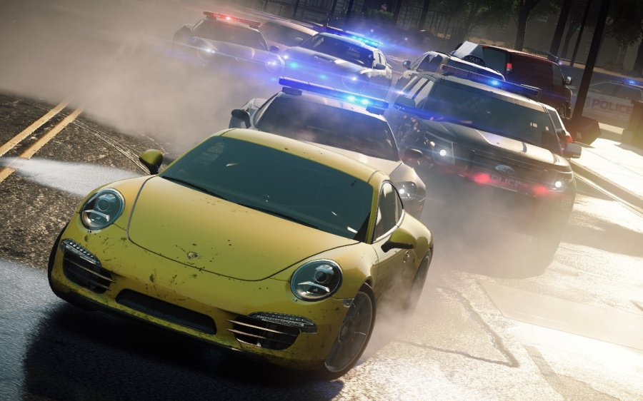 Need for Speed: Most Wanted Review - Screenshot 4 of 4