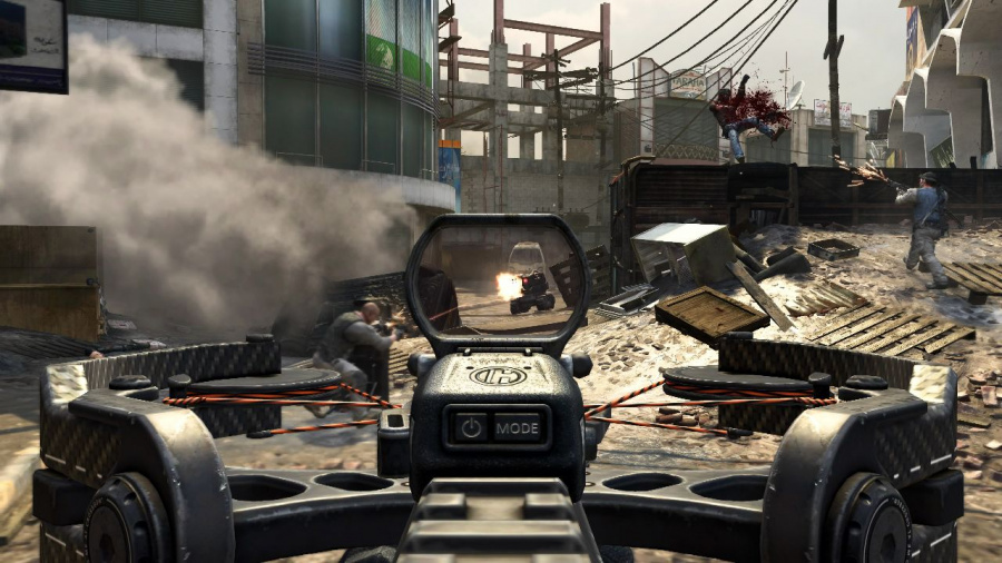 Call of Duty: Black Ops 2 Review - Screenshot 5 of 8