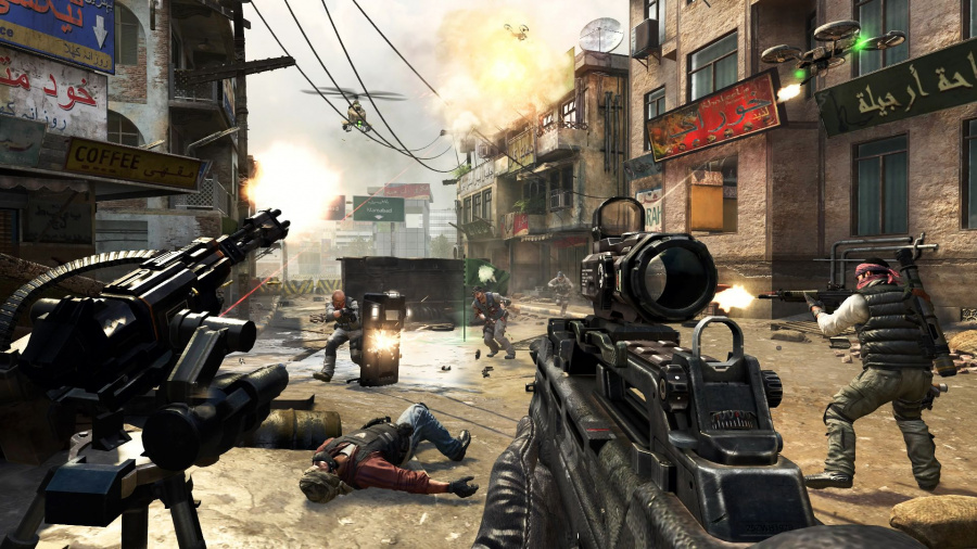 Call of Duty: Black Ops 2 Review - Screenshot 3 of 8