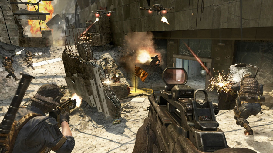 Call of Duty: Black Ops 2 Review - Screenshot 7 of 8
