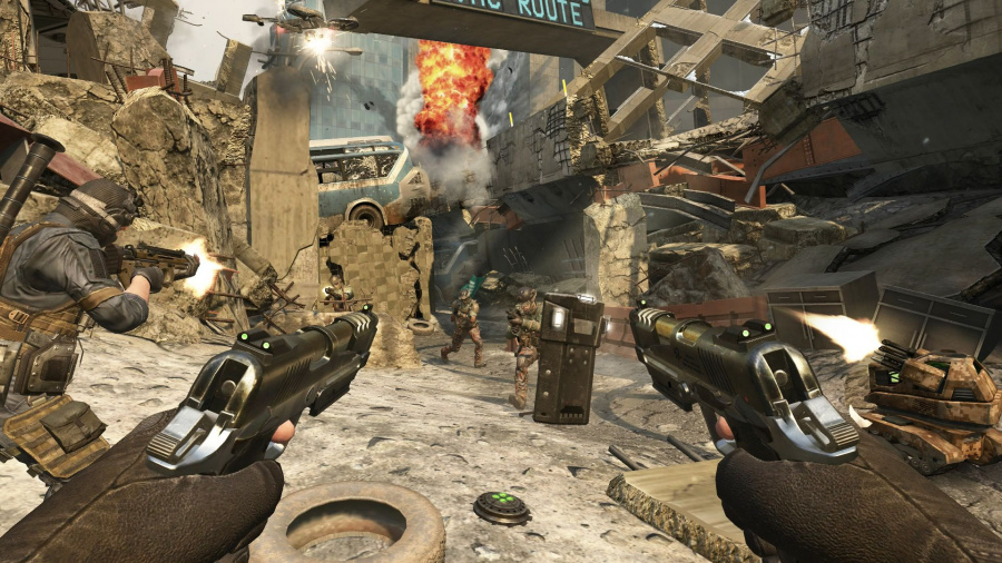 Call of Duty: Black Ops 2 Review - Screenshot 6 of 8