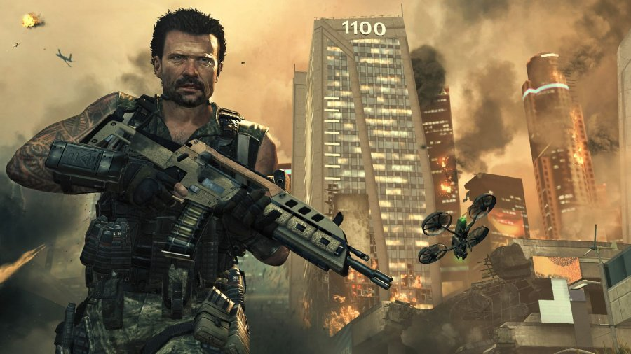 Call of Duty: Black Ops 2 Review - Screenshot 1 of 7