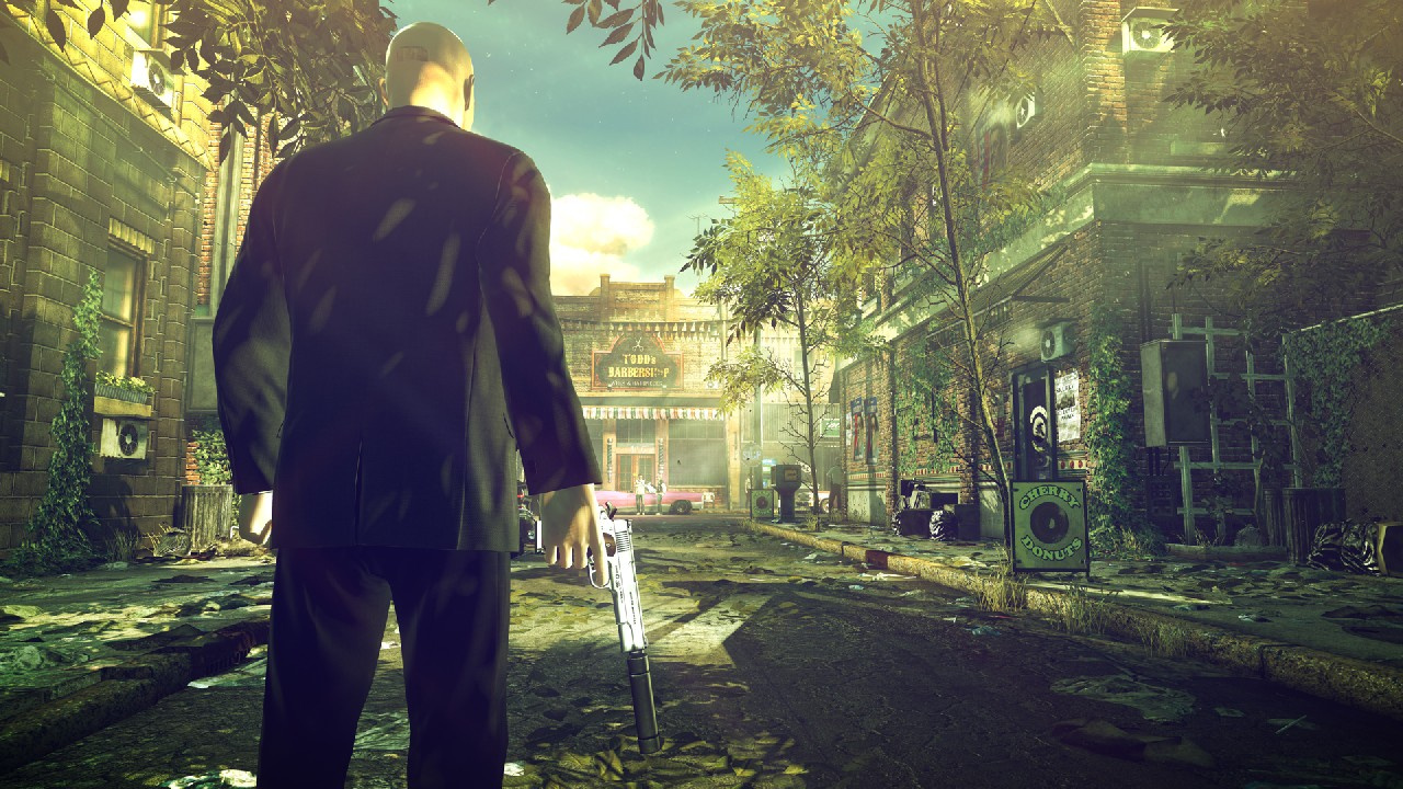 Hitman Absolution Review Ps3 Push Square