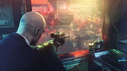 Hitman: Absolution Screenshot