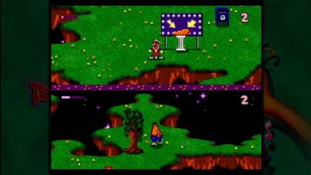 ToeJam & Earl Screenshot
